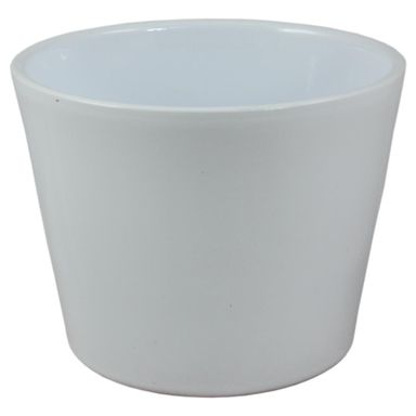 Osłonka ceramiczna 15 cm biała 44015/007 CERMAX