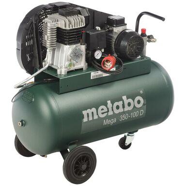Kompresor olejowy MEGA 350-100 D 90 l 10 bar METABO