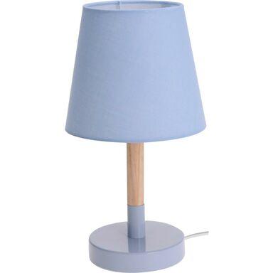 Lampa stołowa mix kolorów E14 wys. 30 cm