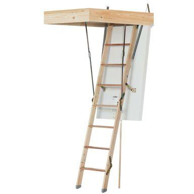 Schody strychowe CLICKFIX®56 120 x 70 cm DOLLE