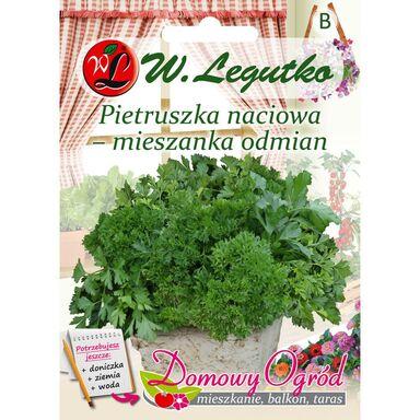 Nasiona warzyw MIESZANKA ODMIAN Pietruszka naciowa W. LEGUTKO