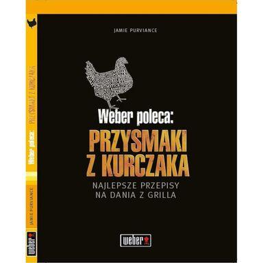 Książka WEBER PRZYSMAKI Z KURCZAKA