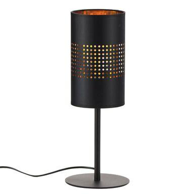 Lampa stołowa TAGO czarna E27 TK LIGHTING