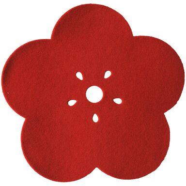 Dywan SALSA czerwony 50 x 50 cm wys. runa 3 mm MULTI-DECOR