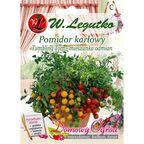 Pomidor karłowy THUMBLING TOM - MIESZANKA ODMIAN nasiona tradycyjne 0.2 g W. LEGUTKO