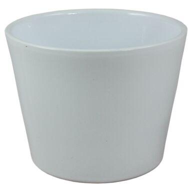 Osłonka ceramiczna 17 cm biała 44017/007 CERMAX
