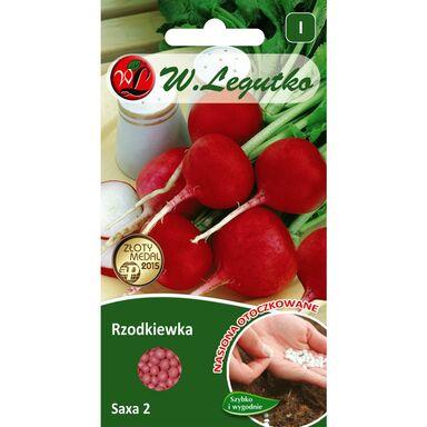 Nasiona warzyw SAXA 2 Rzodkiewka W. LEGUTKO