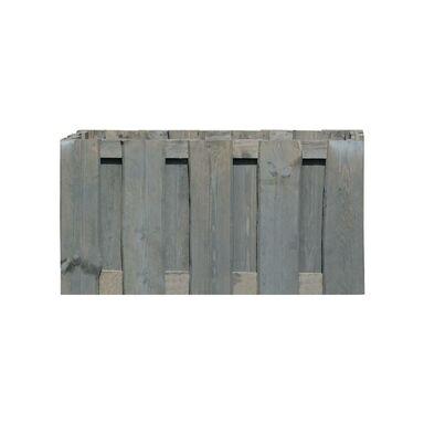 Donica ogrodowa 119 x 60 cm drewniana NEVADA WERTH HOLZ