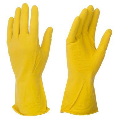 Rękawice gumowe flokowane 84006470  r. 9  BHP-EXPERT