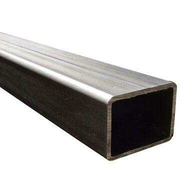 Rura prostokątna stalowa 2 m x 40 x 30 mm surowa