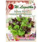 Sałata MIESZANKA ODMIAN nasiona tradycyjne 1 g W. LEGUTKO