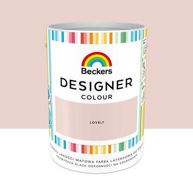 Farba wewnętrzna Designer Colour 5 l Lovely Beckers