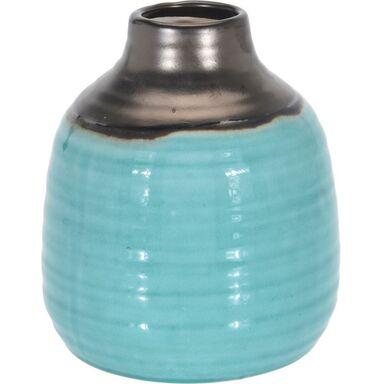 Wazon ceramiczny wys. 17 cm mix kolorów