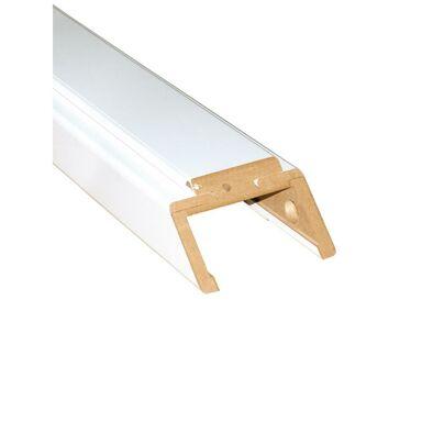 Belka górna ościeżnicy REGULOWANEJ 70 Biała 400 - 420 mm ARTENS