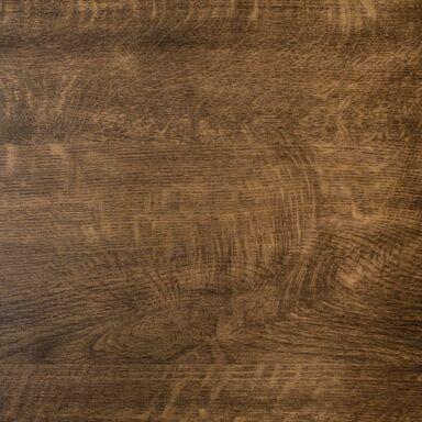 Panel kuchenny ścienny 120 x 305 cm dąb ciemny 903L Biuro Styl