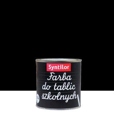 Farba dekoracyjna DO TABLIC SZKOLNYCH 0,5 l SYNTILOR