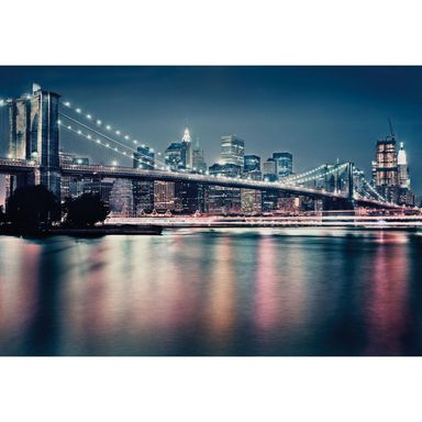 Fototapeta BRIDGE NIGHT 368 x 368 cm
