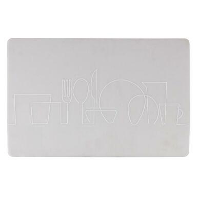 Podkładka na stół HELL'S prostokątna 43 x 28 cm