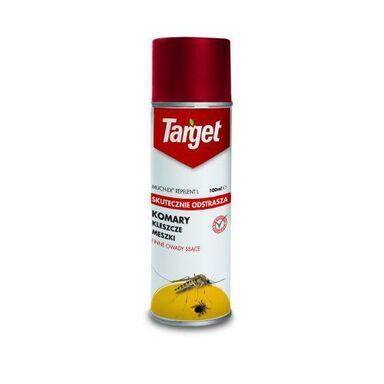 Środek na komary, kleszcze, meszki na komary, kleszcze 100 ml TARGET