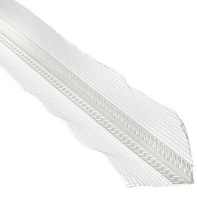 Narożnik PCV z siatką z włókna szklanego 2.5 mb NORGIPS