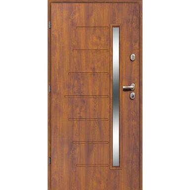 Drzwi wejściowe HEL 90 Lewe LOXA