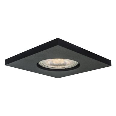 Oprawa stropowa oczko LAGOS IP65 czarna GU10 LIGHT PRESTIGE