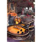 Plakat GUITAR BLUES NIGHT ONE 61 x 91.5 cm