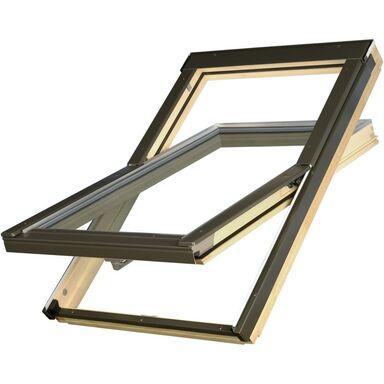 Okno dachowe 2-szybowe 78 x 140 cm