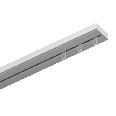 Szyna sufitowa 1-torowa 120 cm z akcesoriami PVC GARDINIA