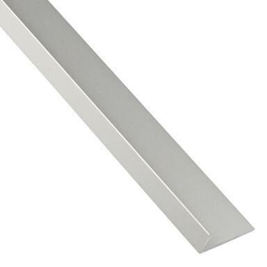 Kątownik aluminiowy 1 m x 30 x 20 mm połysk srebrny STANDERS