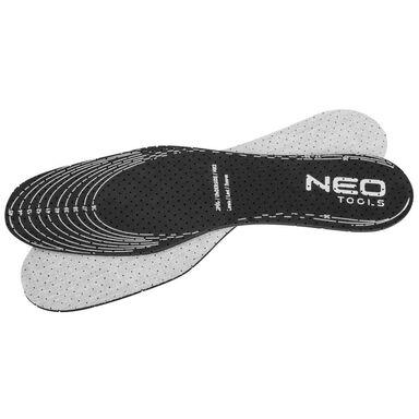 Wkładka do butów z węglem aktywnym r. 36-46 do docięcia NEO 82-302