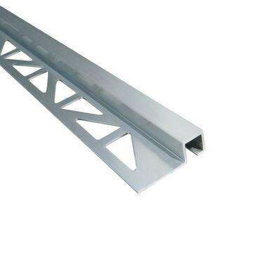 Profil wykończeniowy ZEWNĘTRZNY KWADRATOWY aluminium EASY LINE