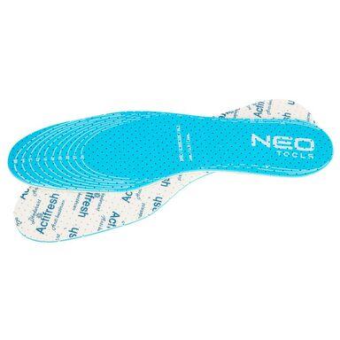 Wkładka do butów r. 36-46 do docięcia NEO ACTIFRESH 82-300