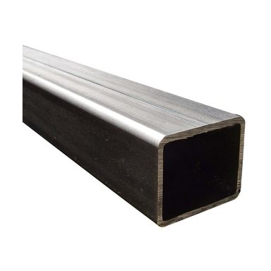 Rura kwadratowa stalowa 2 m x 25 x 25 mm surowa