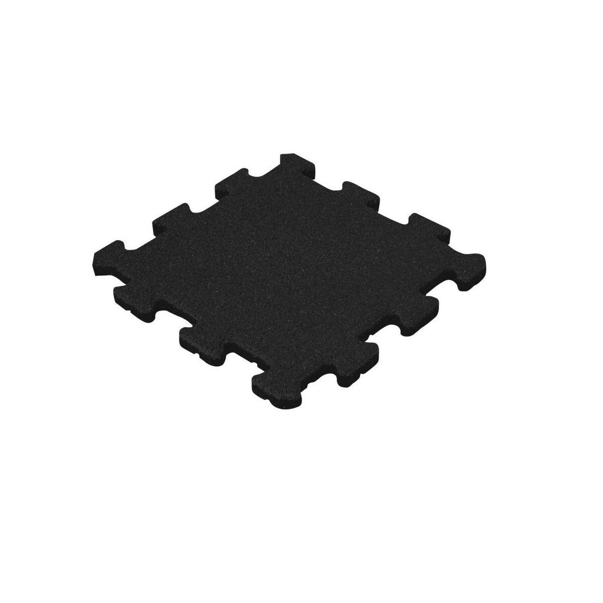 Podest Elastyczny Puzzle Szer 50 X Gl 50 X Wys 2 Cm Czarny Plyty Gumowe Na Plac Zabaw W Atrakcyjnej Cenie W Sklepach Leroy Merlin