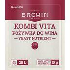 Pożywka do wina 10 g KOMBI WITA BROWIN