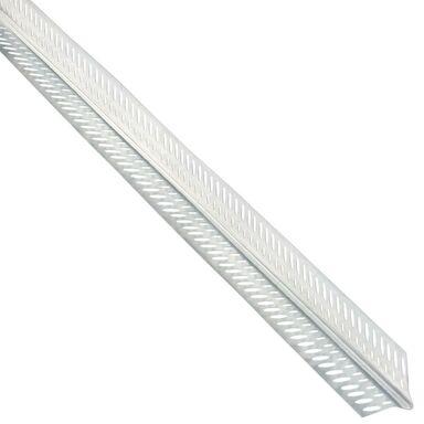 Narożnik aluminiowy 22 x 22 2.5 mb NORGIPS