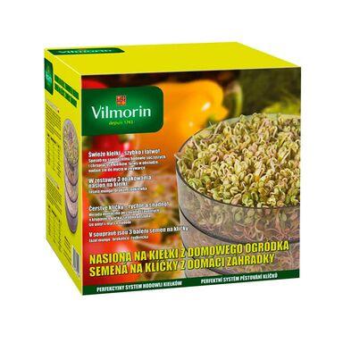 Kiełkownica trzypoziomowa z nasionami VILMORIN