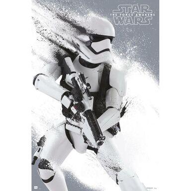 Plakat STAR WARS EPISODE 7 STORM 61 x 91.5 cm