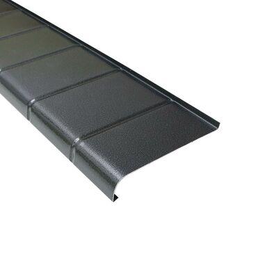 Parapet ZEWNĘTRZNY ALUMINIOWY 200x0.11x25 cm DOMIDOR