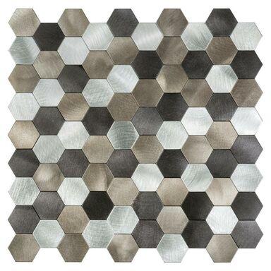 Mozaika MET HEX 29,2 x 28,8 ARTENS
