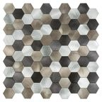 Mozaika MET HEX 29.2 x 28.8 ARTENS