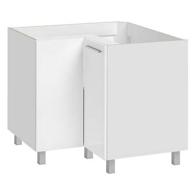 Szafka kuchenna stojąca Salma 90 cm kolor biały
