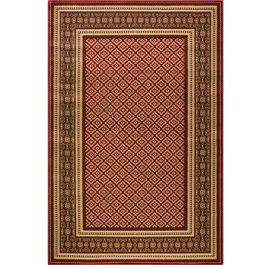 Dywan APIUM czerwony 230 x 340 cm