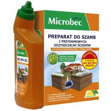 Preparat do przepychania kanalizacji ściekowej 1 kg MICROBEC