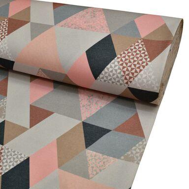 Tkanina na mb OXFORD różowa szer. 150 cm