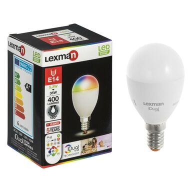 Żarówka LED SMART E14 (230 V) 5,3 W 400 lm LEXMAN