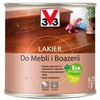Lakier DO MEBLI I BOAZERII 0.25 l Dąb średni Satyna V33