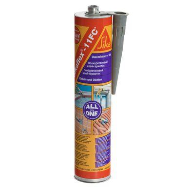 Klej uszczelniający SIKAFLEX - 11 FC+ Grafitowy 300 ml SIKA