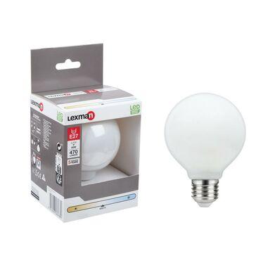 Żarówka LED E27 4.5 W = 40 W 470 lm Neutralna LEXMAN